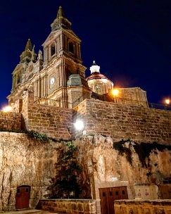 Mellieha Church Malta guided tour by Amy Pace