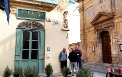 Rabat Malta guided tour by Amy Pace