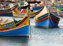 Marsaxlokk Malta guided tour by Amy Pace