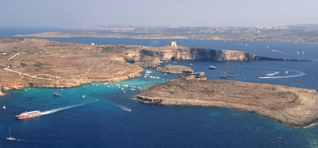 Comino, Malta guided tour by Amy Pace