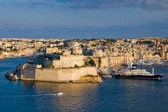 Fort St Angelo Malta guided tour by Amy Pace