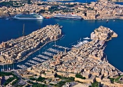 Grand Harbour Malta guided tour by Amy Pace
