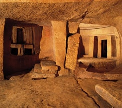 Hypogeum Malta guided tour by Amy Pace