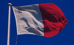 Maltese Flag, Malta guided tour by Amy Pace