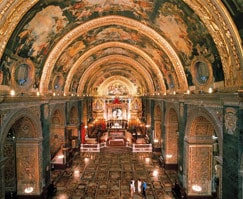 St John's Co-cathedral Valletta, Malta guided tour by Amy Pace