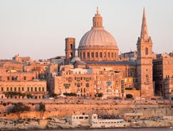 Valletta, Malta guided tour by Amy Pace