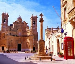 Gharb Gozo Malta guided tour by Amy Pace